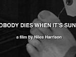 Nobody Dies When It's Sunny